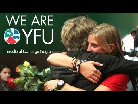 We are Youth For Understanding (Foreign exchange program)