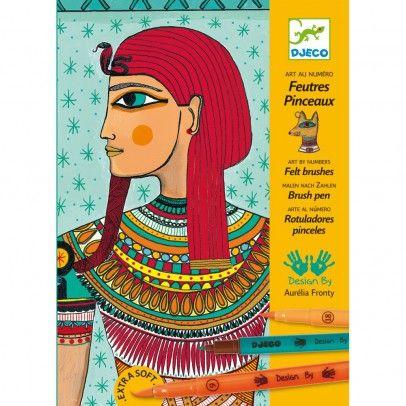 Art egyptien Djeco