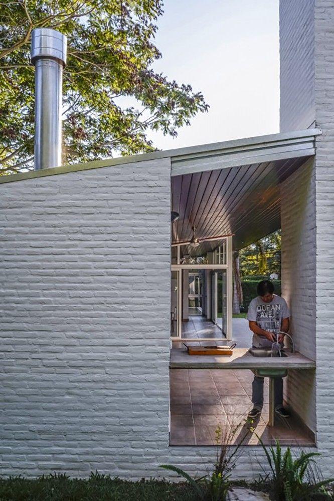 House in Los Molinos / BIAGIONI_PECORARI Arquitectos/ Santa Fe, Argentina