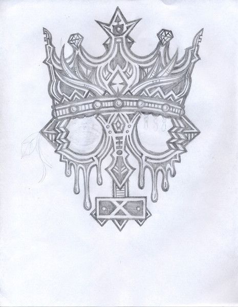 Crown Tattoo Line Drawing : Best crown drawing ideas on pinterest tattoos