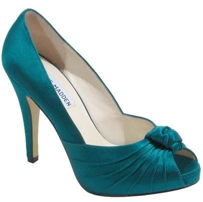 bridal shoes for wedding teal | Filed in: Teal Wedding Shoes  Honey me I think you would like this ... Hugs.