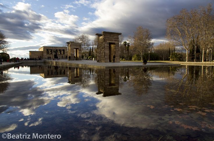 Templo de Debod - Madrid by Beatriz Montero Photography  on 500px