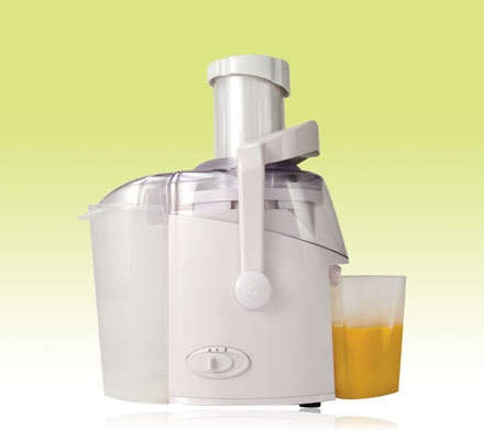 My Juiceman Juicer isn't as up-to-date as this one but is similar. Love that machine! Does your body good!