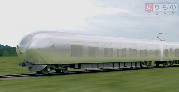 【画像】「風景に溶け込む特急」登場 「建築界のノーベル賞」受賞者がデザイン 西武 - ライブドアニュース