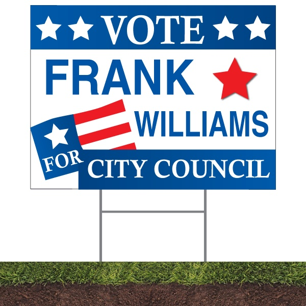8 best political yard signs images on pinterest political caign signage and caign ideas