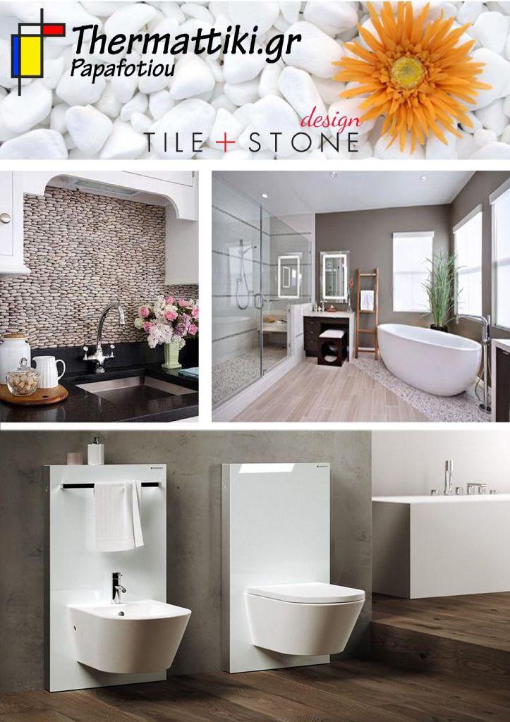 stone tiles & sanitary ware