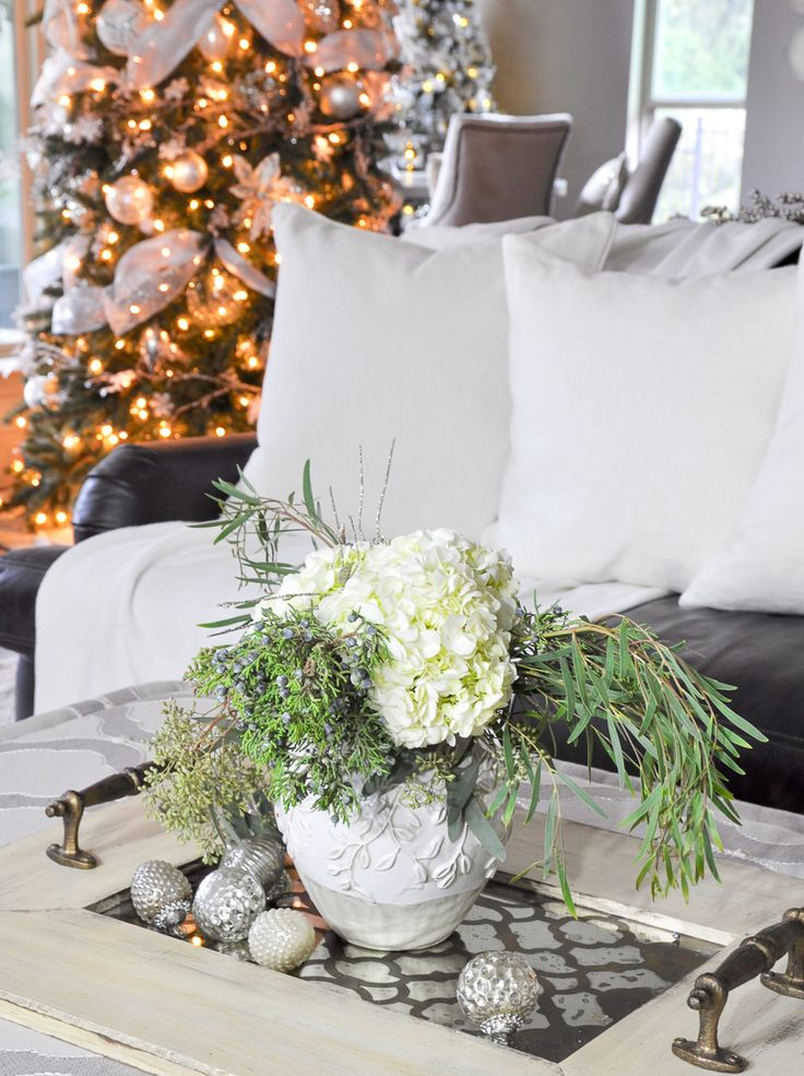 Image Result For Christmas Living Room
