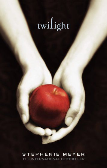 Twilight (series)(Buy here)By Stephenie Meyer. Bella Swan discovers her crush comes with more complications than the average teen romace—her beau, Edward Cullen, is a vampire.