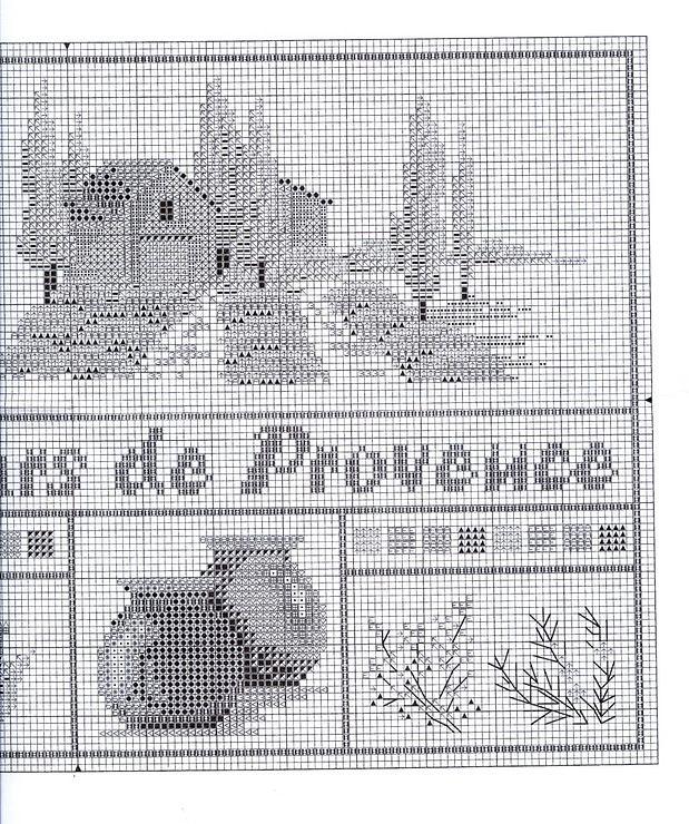 Cross stitch *<3* Provence