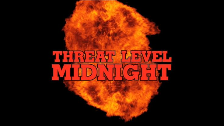 "The entire movie, ""Threat Level Midnight"" starring Michael Scarn"
