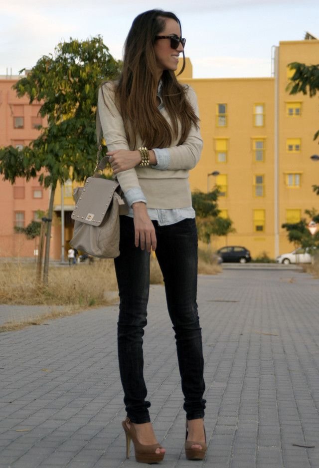 35 Fashion Combination for Fall 2013