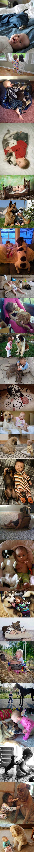 Why kids need pets.( 26 Pics)!