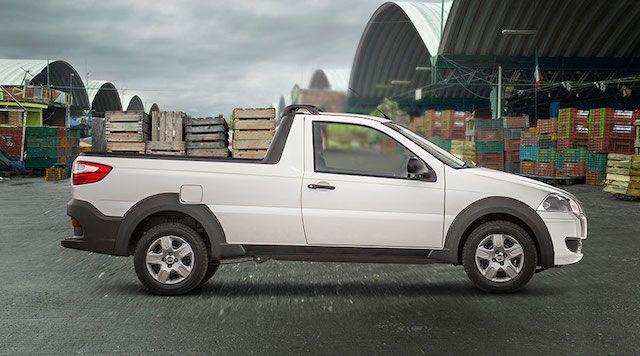 Ram 700: A 1,550-pound payload. #Chrysler