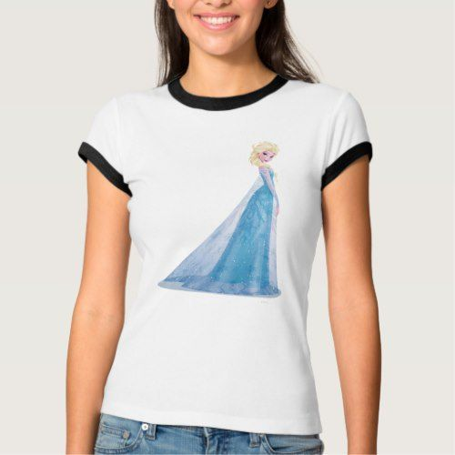 Elsa 1 tee shirts