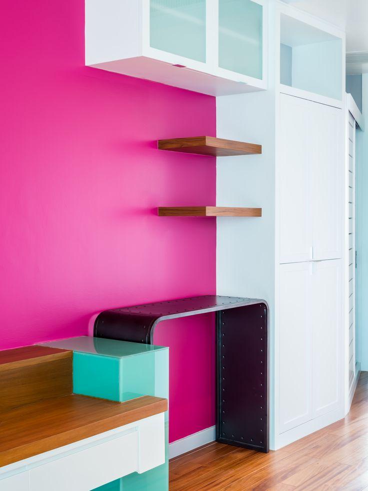 Llena de color tus mejores momentos y espacios.