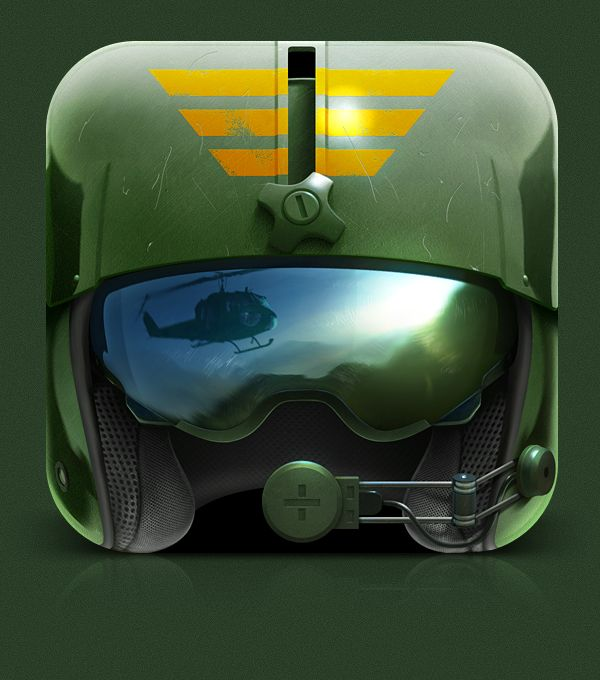 Pilots Path iOS Game by Aleksandr Novoselov, via Behance http://www.behance.net/gallery/Pilots-Path-iOS-Game/8473545