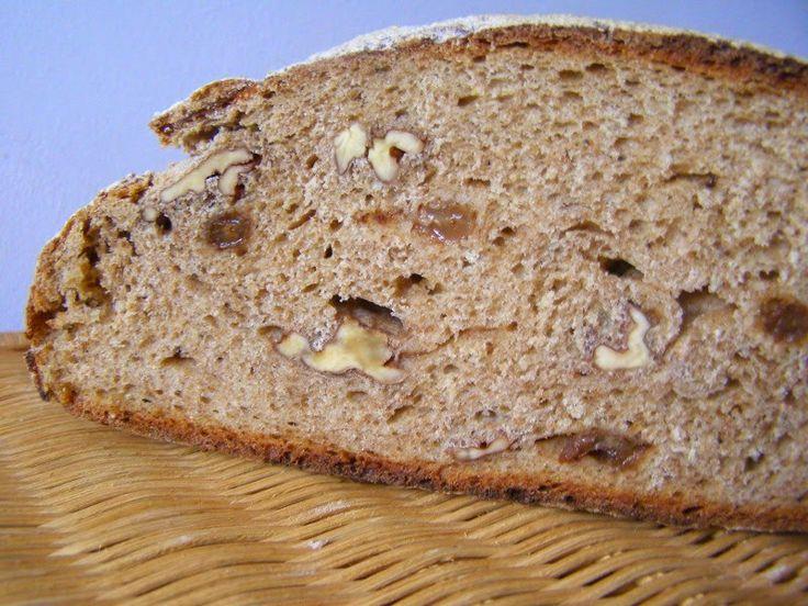 W poszukiwaniu SlowLife: Świąteczny chleb owocowy w Grudniowej Piekarni