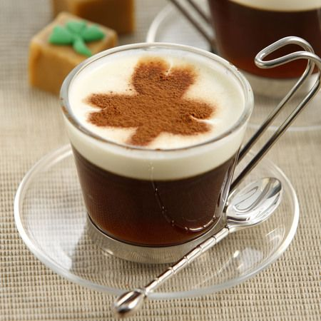 Learn how to make a real Irish coffee with whisky and, to be sure, to be sure, you'll be doing a jig. www.handbag.com