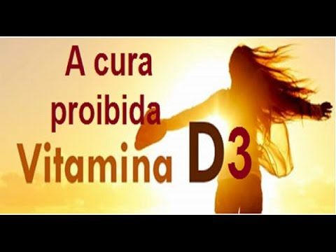 CURA PELA NATUREZA - 12 sinais de deficiência de vitamina D - YouTube