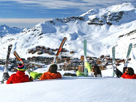 Val Thorens Ski resort. Call your specialist Rennies Travel Consultant or Rennies Travel Personal on 086 124 6810 or mail them at personal.travel@renniestravel.com for advice and to book. (+27 11 407 2400)