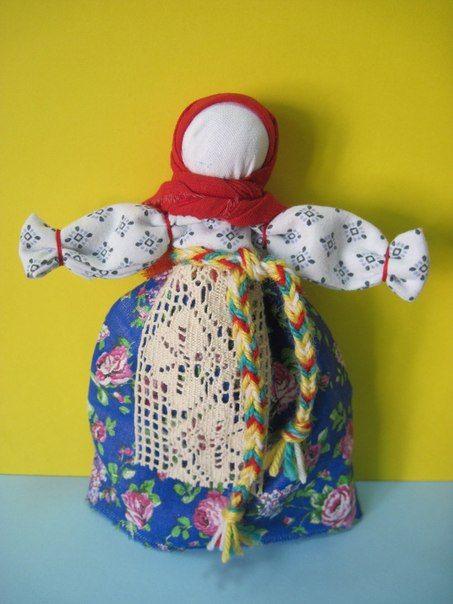 Russian folk crafts: Russian folk doll
