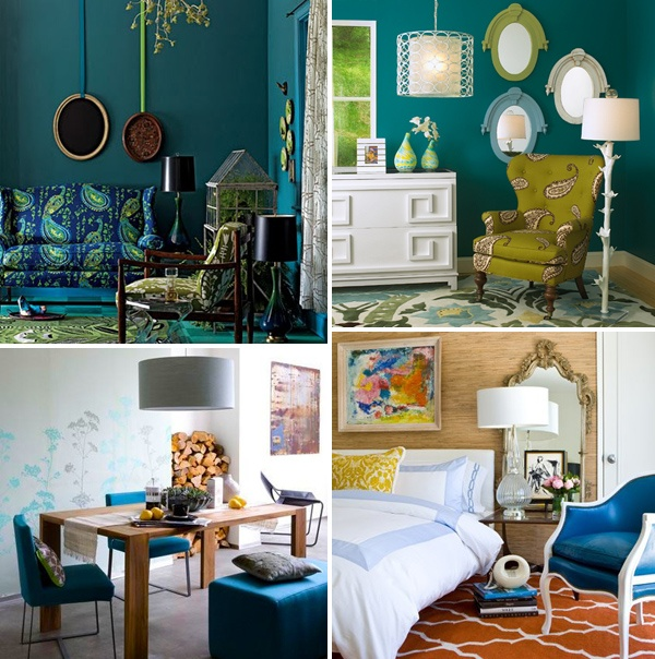 Best 25 Peacock Color Scheme Ideas On Pinterest: 17 Best Images About Salon On Pinterest