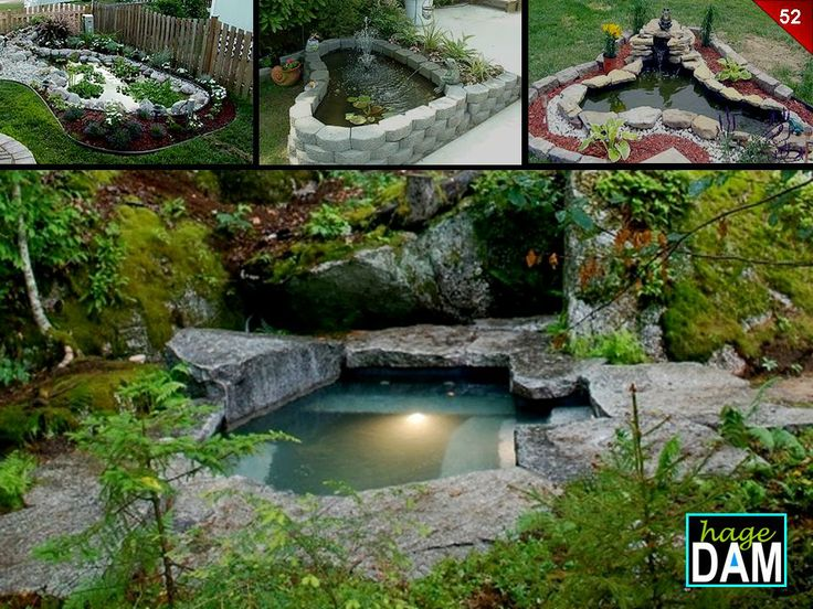Feng Shui Backyard Pond :  & STIL & FENG SHUI on Pinterest  Garden ponds, Ponds and Feng shui
