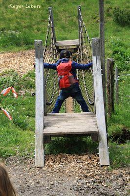 Wandern mit Kindern im Allgäu Erlebnispfad Imbergbahn
