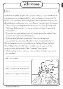 CAPS-Grade3-Lifeskills-Term4-NATURAL-DISASTERS-Volcanoes