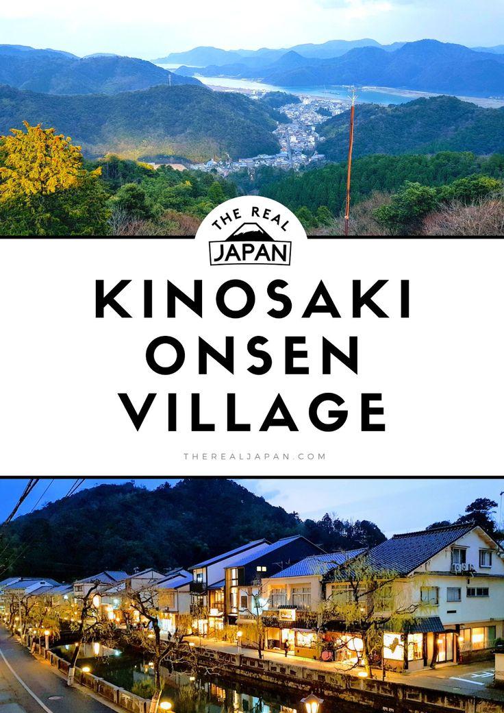 Hot Spring Hopping in Kinosaki Onsen