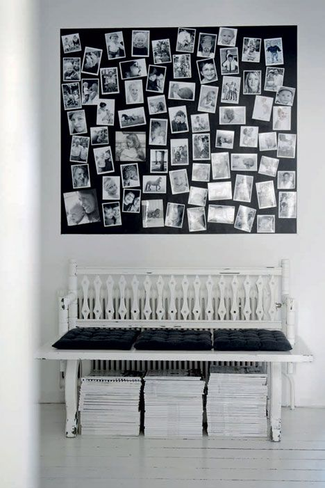 Fotografens hjem: Landlig idyl med rå kontraster - Boligliv