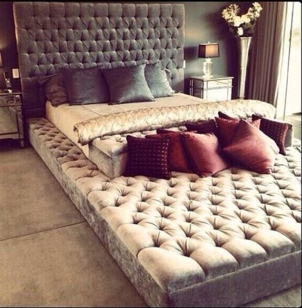 Emperor Sized bed
