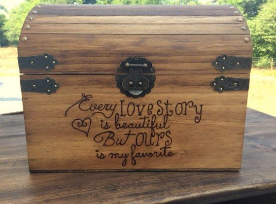 MyWedStyle.com - Every Love Story Wedding Box, $90.00 (http://www.mywedstyle.com/every-love-story-wedding-box/)