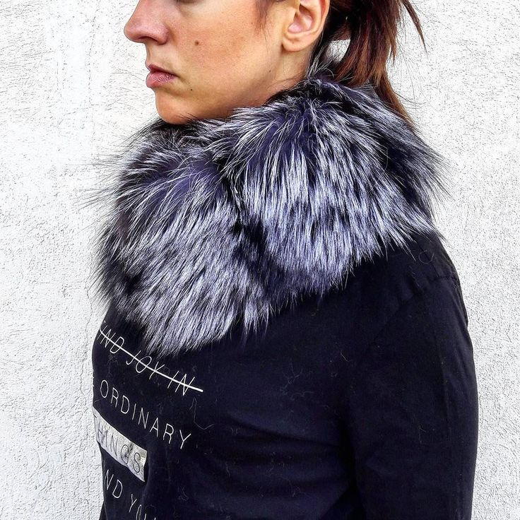 If you like to buy one of our products please visit our etsy shop (link in bio) #foxfur #collar #silver #real #handmade #original #new #style #trend #magazine #seller #luxury #accessories #women #brand #vest #clothing #gift #jewelry #photography  #handmade #summer #sun #sunset