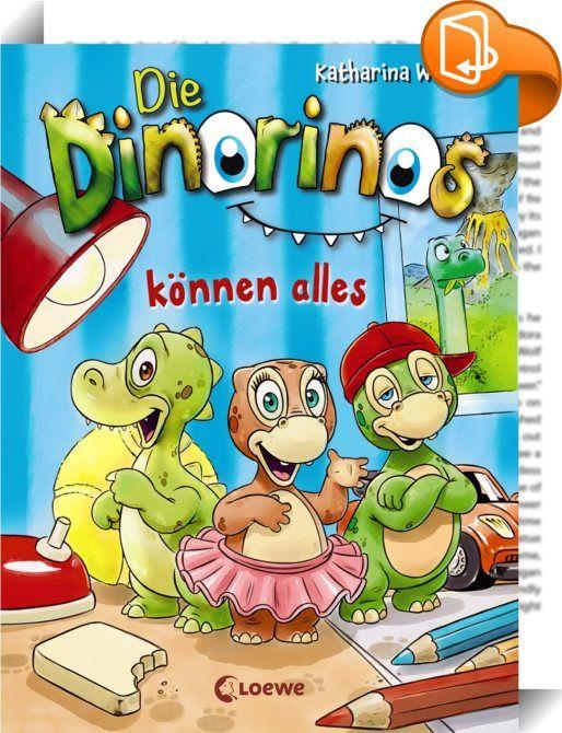 Luxury Die Dinorinos k nnen alles Dinosaurier sind ausgestorben Falsch gedacht Drei kleine Dinos wohnen