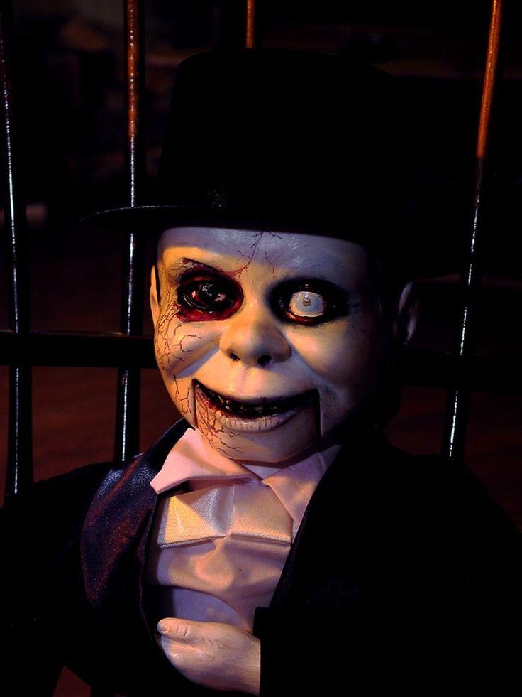 Creepy Ventriloquist Dummy