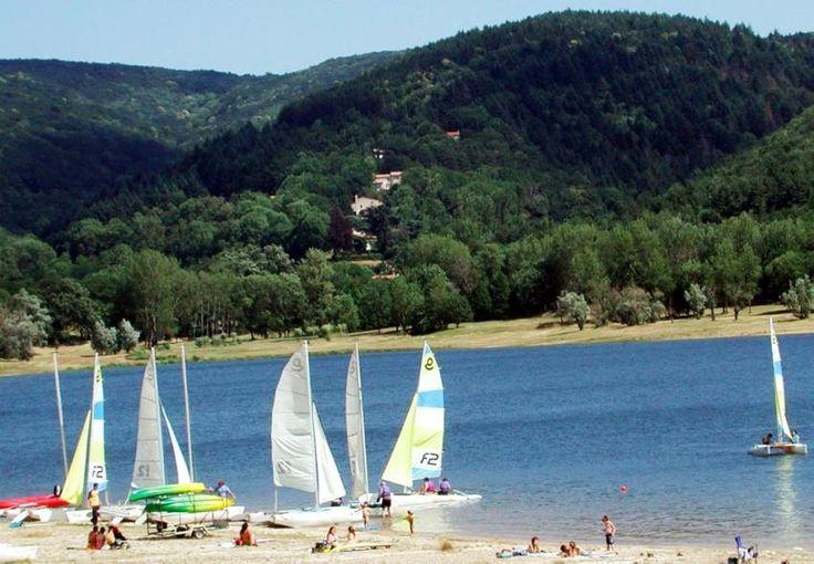 Lac de Saint-Ferréol - SOREZE. BasinSaint-Ferréol  is the main source of the Canal du Midi. It also allows you to do all sorts of activities, in a pleasant setting.