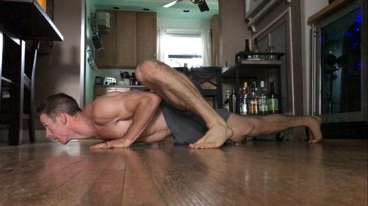 Ido Portal Method Lizard Crawling