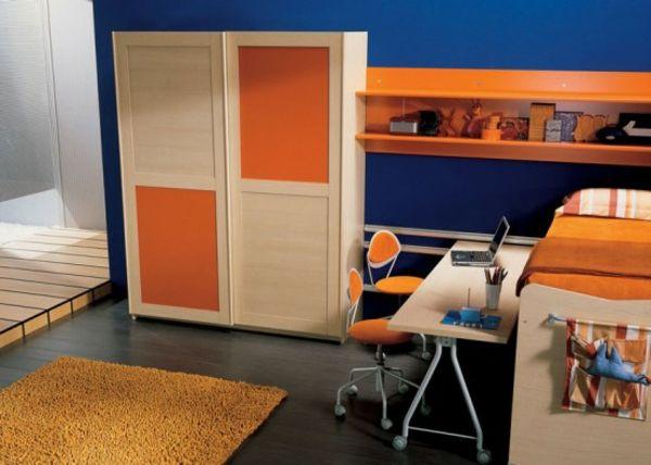 schaukel krippe ideen kleines babyzimmer gestalten