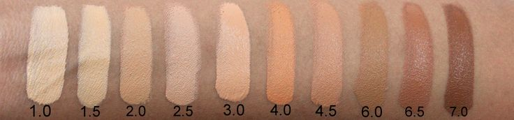 ABH concealer swatches