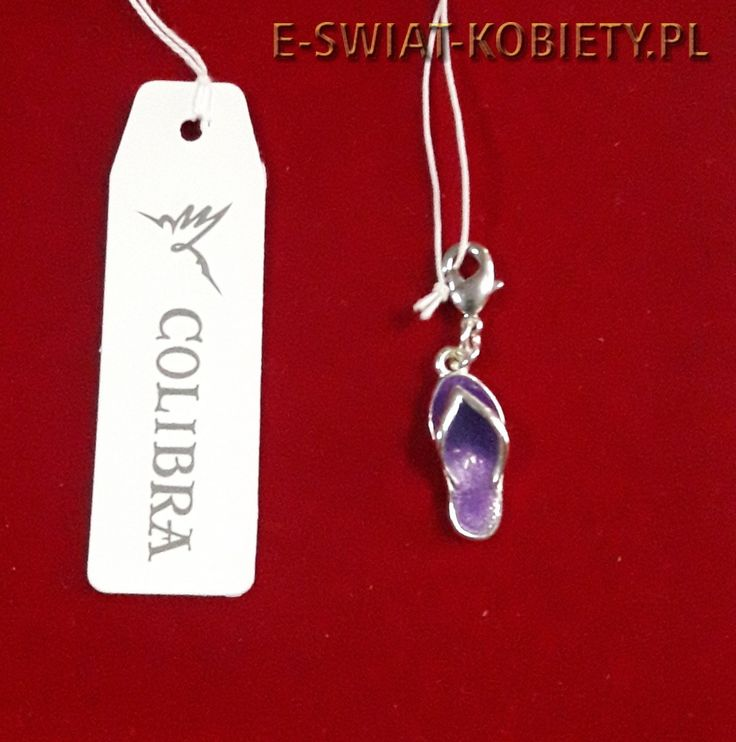 http://www.e-swiat-kobiety.pl/Colibra-posrebrzany-wisiorek-celebrytka-w-ksztalcie-bucika-p487