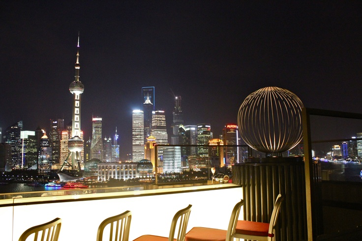 Shanghai, China - Photo by Aimee Kasten