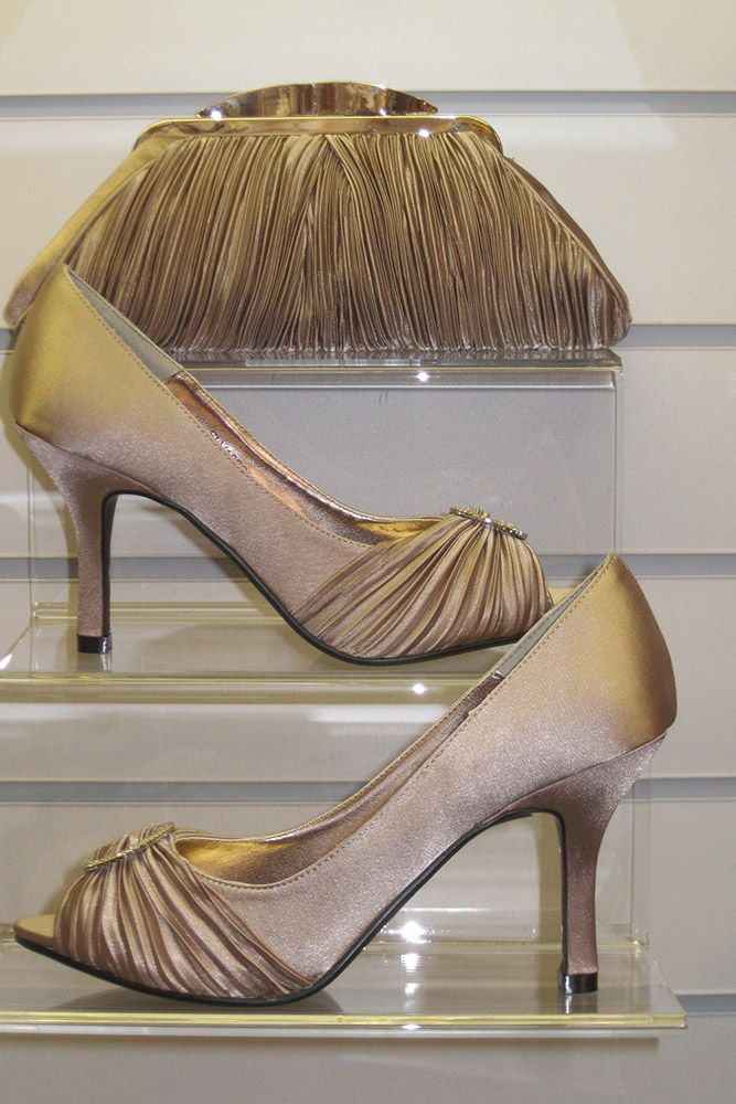 17 Best Images About Wedding Shoes And Bags On Pinterest