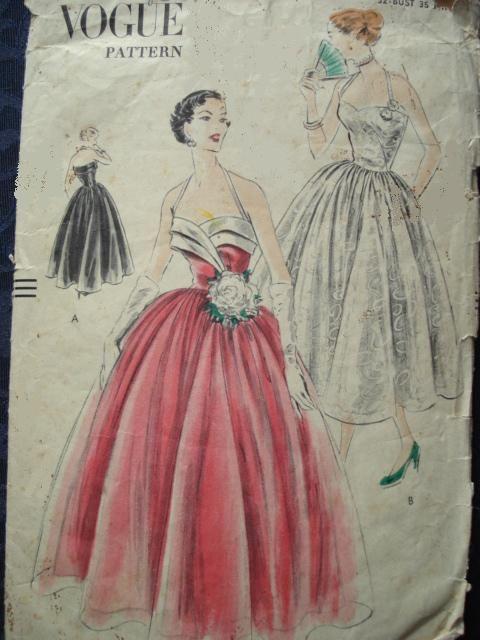 Vogue 7413 A 1951