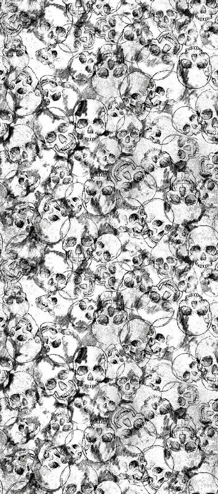 Skull Pattern                                                       …                                                                                                                                                                                 Más