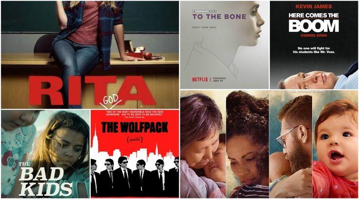 Hemos recopilado 13 películas y documentales sobre educación en Netflix. Además, incluimos series de televisión centradas en este tema.