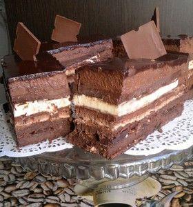 Пирожное «Танзания» Адриано Зумбо рецепт с фотографиями