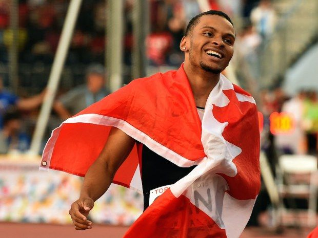 2015 Pan Am Games gold medals just 'the beginning' for Andre De Grasse