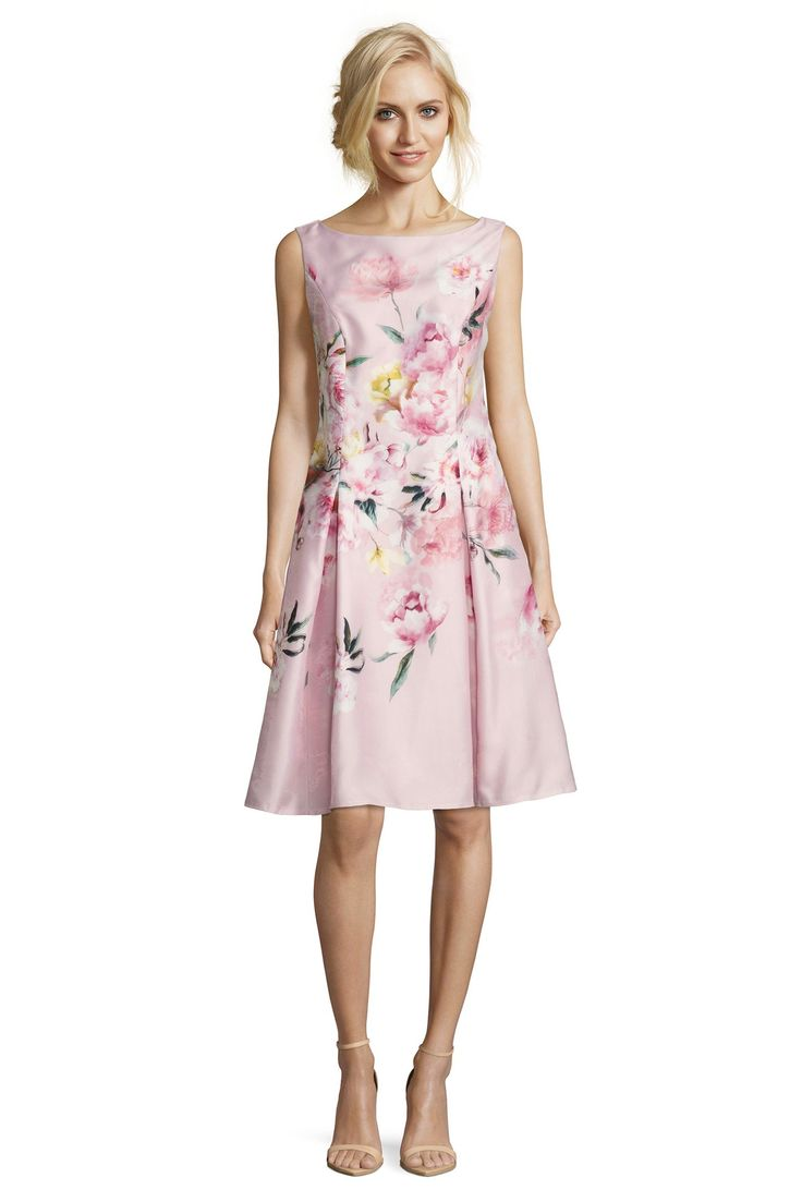 Hübsches Sommerkleid in zartem Rosa. | Sommerkleid
