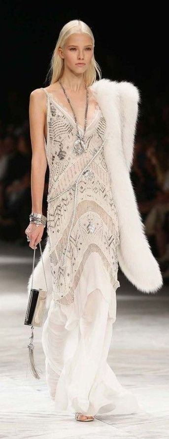 Roberto Cavalli Night Dresses 2014 Wedding dress Roberto Cavalli